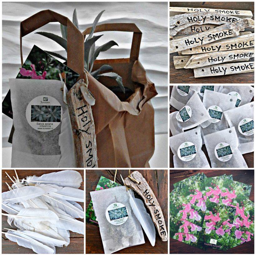 Holy smoke pakket vanaf 15 juni verkrijgbaar bij kwekerij sunsister